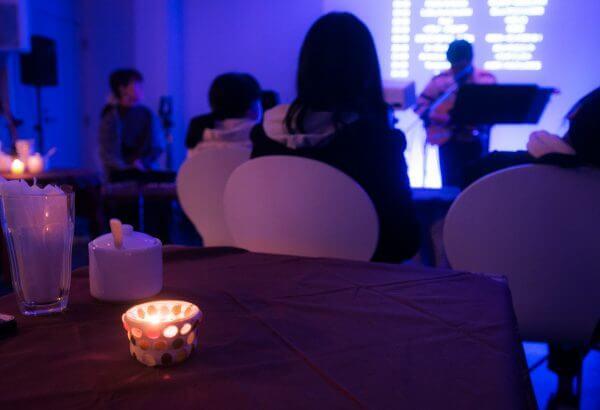 クロスロードチャーチ岡山・ミュージックカフェの写真