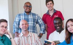 クロスロードチャーチ岡山(キリスト教会)SUNDAY英会話教室のご案内写真