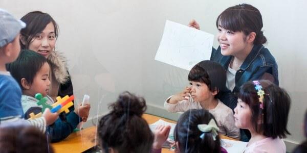 クロスロードチャーチ岡山・キッズアドベンチャー(教会学校)の案内写真
