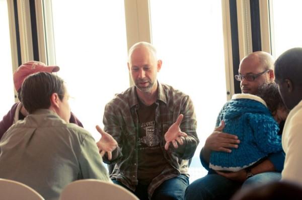 クロスロードチャーチ岡山(キリスト教会)グループフェローシップ・インターナショナルの活動写真