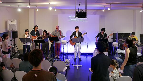 クロスロードチャーチ岡山(キリスト教会)Worship celebration(日曜礼拝)の写真