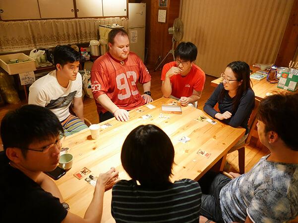 クロスロードチャーチ岡山(キリスト教会)ゲームナイトの活動写真