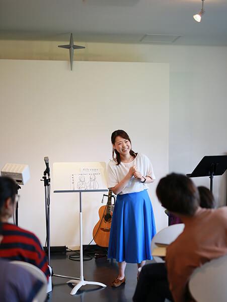 クロスロードチャーチ岡山・キッズアドベンチャー(教会学校)の活動写真